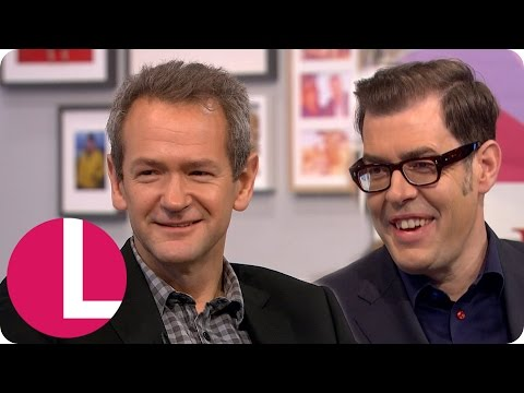 Pointless' Alexander Armstrong And Richard Osman Tease Bradley Walsh!  Lorraine