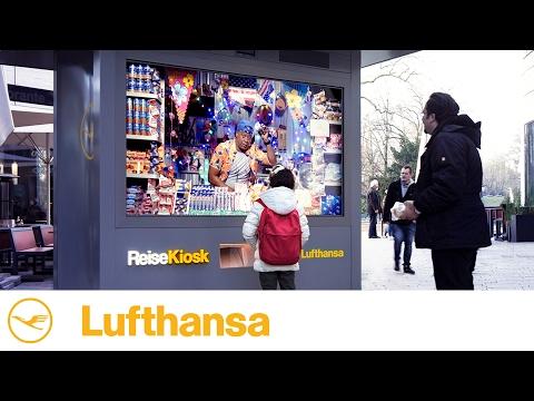 ReiseKiosk – Ein Kurztrip um die Welt | Lufthansa