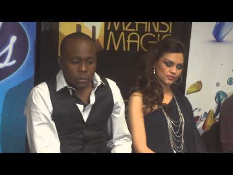 M-Net Idols 2012 finale (PART 1): Khaya Mthethwa and Melissa Allison