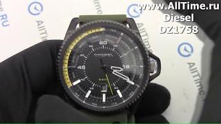 Обзор. Мужские наручные часы Diesel DZ1758