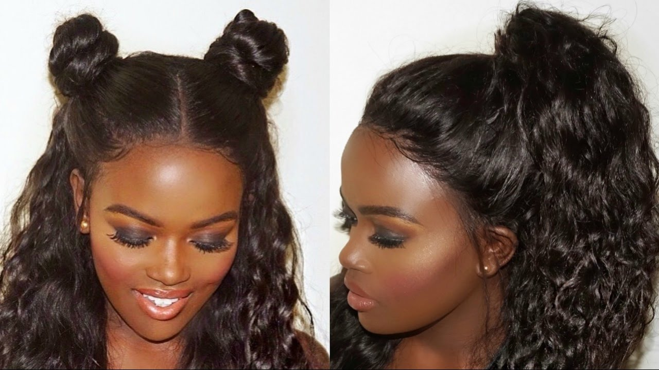 Chrissybales How To Customise Tint A Lace Frontal For
