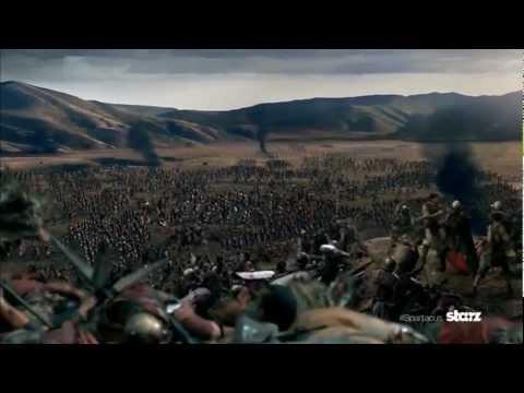 Assistir Spartacus War Of The Damned Trailer