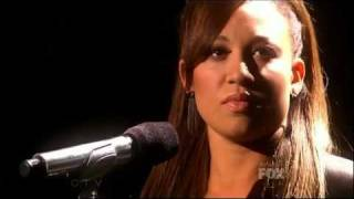 Melanie Amaro Man In The Mirror The X factor USA 2011