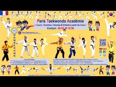 club taekwondo paris 5