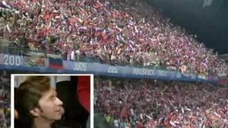Гордон Кихот: О Российском футболе. [Часть 1/7]
