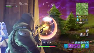 Fortnite Battle Royale Getaway LTM Win Clip #204