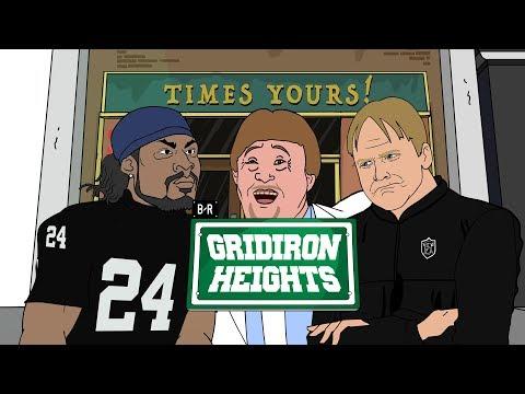 Jon Gruden Gets Stuck in 2002  | Gridiron Heights, S3E2