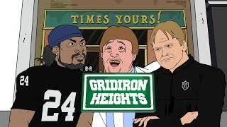 Jon Gruden Gets Stuck in 2002  | Gridiron Heights, S3E2