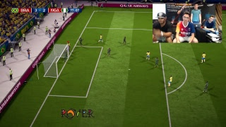 SEMIFINALE/ TURNEU FIFA 18 WORLD CUP 500$ - IZOOM ARENA #2