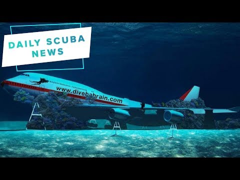 Daily Scuba News - Bahrain to build biggest underwater theme park