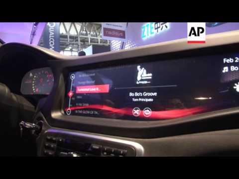 New gadgets at Barcelona World Mobile Congress ++WRAP++