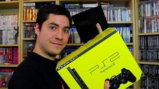 On teste 2 PS2 SLIM de vide grenier