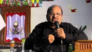 073--NRC Kulathuvayal Retreat By Br Thomas Paul 11 to 14th Jan 2016