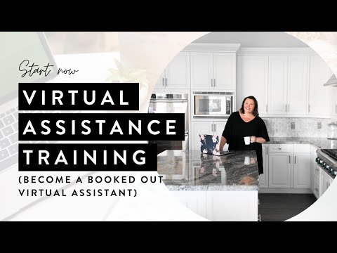 Virtual Assistant Training (FREE!)