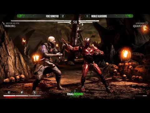 Final Round 20 Mortal Kombat X Top 8