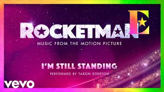 "Cast Of ""Rocketman"" - I'm Still Standing (Visualiser)"