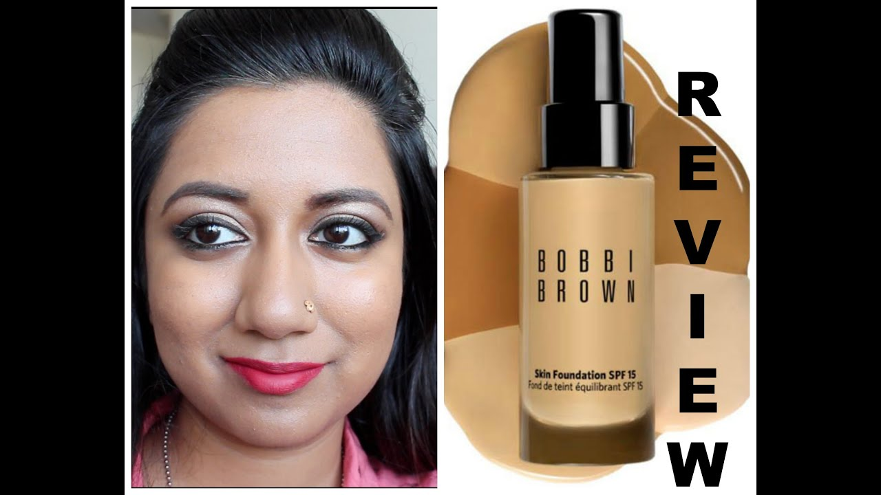 First Impressions Demo Bobbi Brown Skin Foundation Spf 15 Shade