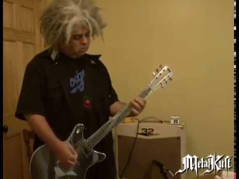 "Melvins King Buzzo: ""Honey Bucket"" Lesson"
