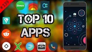 #339 Top 10 Best APPS - New