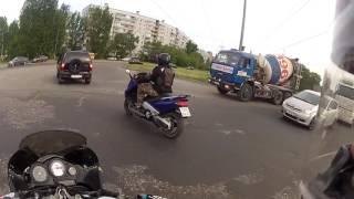 vLOG. Покупаем cкутер Yamaha TMAX 500