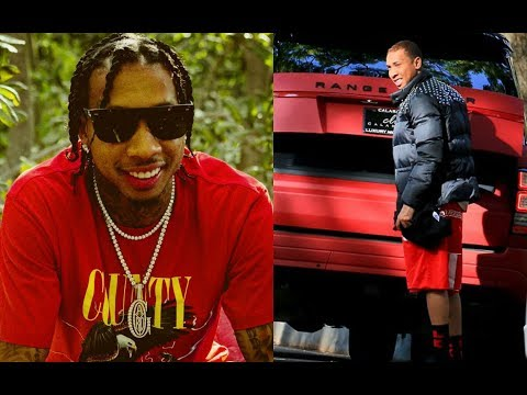 Tyga CLUELESS about LIFE, abandons 2014 Range Rover AFTER MISSING PAYMENTS, gets SUED for $157,000