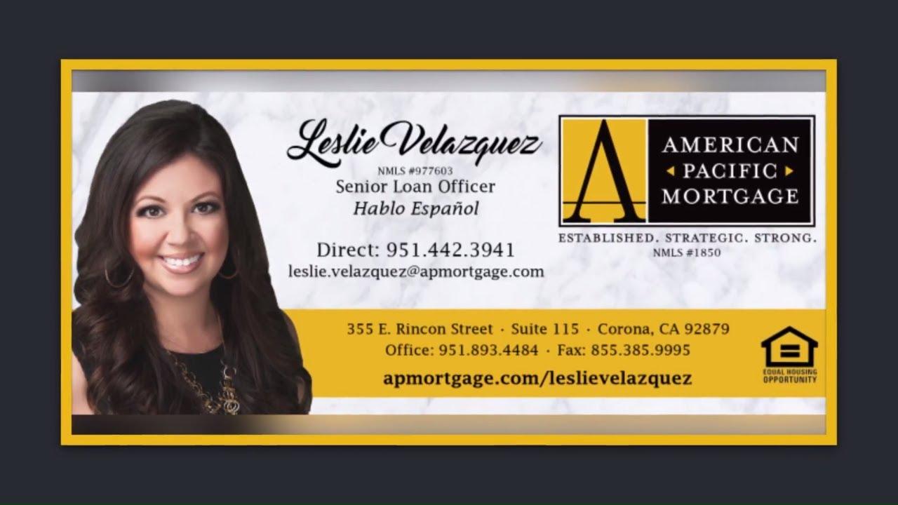 Leslie Velazquez Reviews | California | Best Mortgage Loan Officer Reviews - YouTube