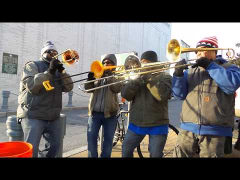 Killin Trombone Quartet