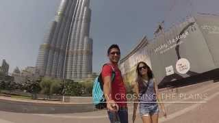 Eid Holidays in Dubai -  October 2014 Burj Khalifa, Burj Al Arab, Jumeirah Open Beach