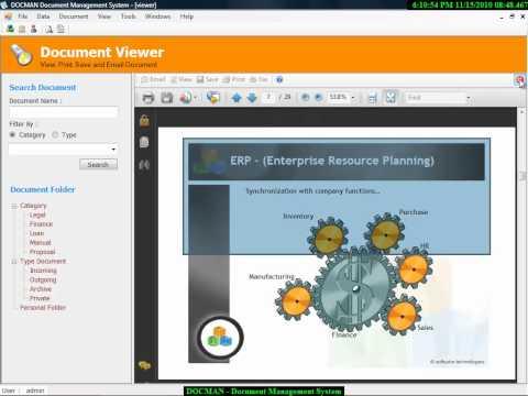 DOCMAN - Document Management System.mp4