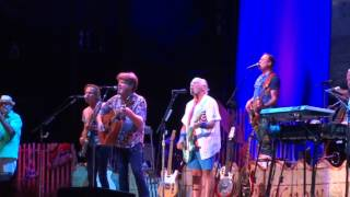 """Jimmy Buffett """"Take The Weather With You"""" live Wrigley Field, Chicago 7-15-2017"""