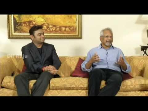Ok Bangaram Special Interview with AR.Rahman and Mani Ratnam by Singer Sunitha