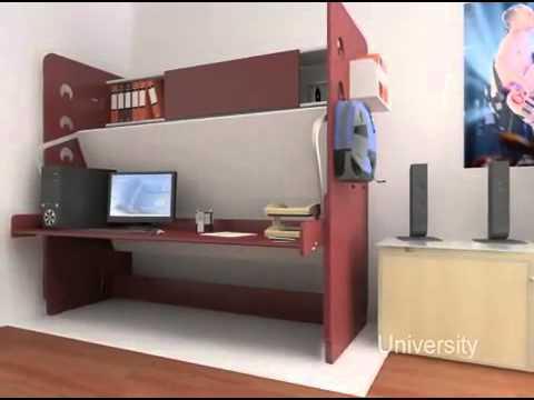 2in1 youtube - Mecanismo para camas abatibles ...