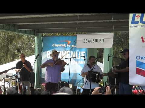 Beausoleil & Jo-El Sonnier:  Amedee Two Step