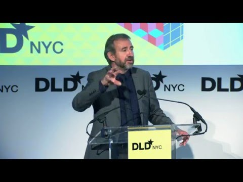 The Museum of the Future (Hermann Parzinger, Prussian Cultural Heritage Foundation) | DLDnyc 16