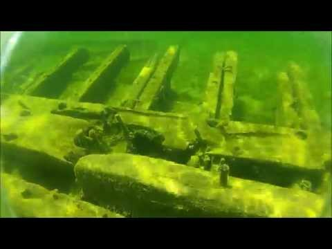 Door County Shipwrecks - The Winfield Scott
