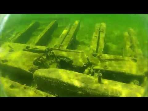 Door County Shipwrecks - The Winfield Scott