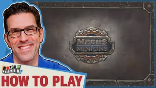 Mechs vs. Minions - How To Play