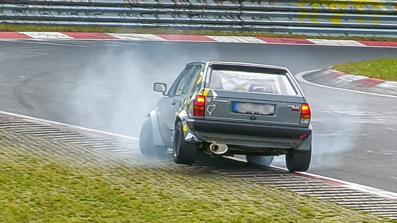Nürburgring Highlights, Mistakes, Action & Shmeemobiles! 17 10 2021 Touristenfahrten Nordschleife