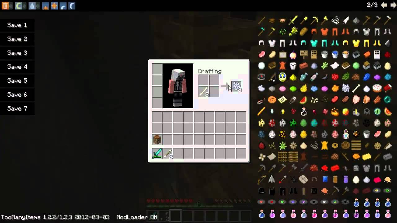 how to build a bone in minecraft