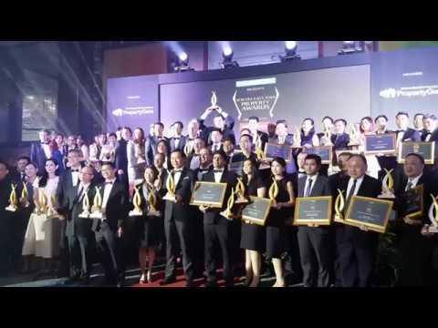 Borey Peng Huoth Joining Southeast Asia Property Awards 2016