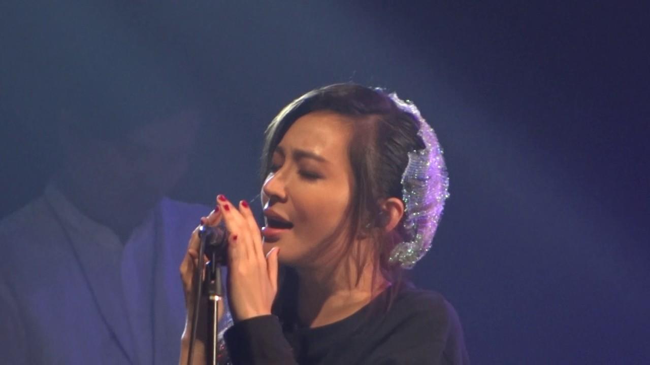 Faye 飛演唱〈你說〉@ 新專輯《小太空》2017 World Tour @ Legacy Taipei - YouTube