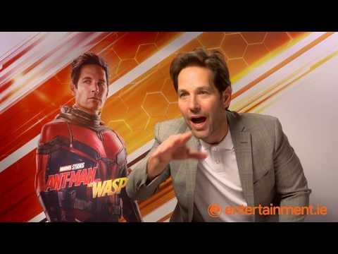 Reece - Paul Rudd Responds To Ant Man vs Thanos Death Theory