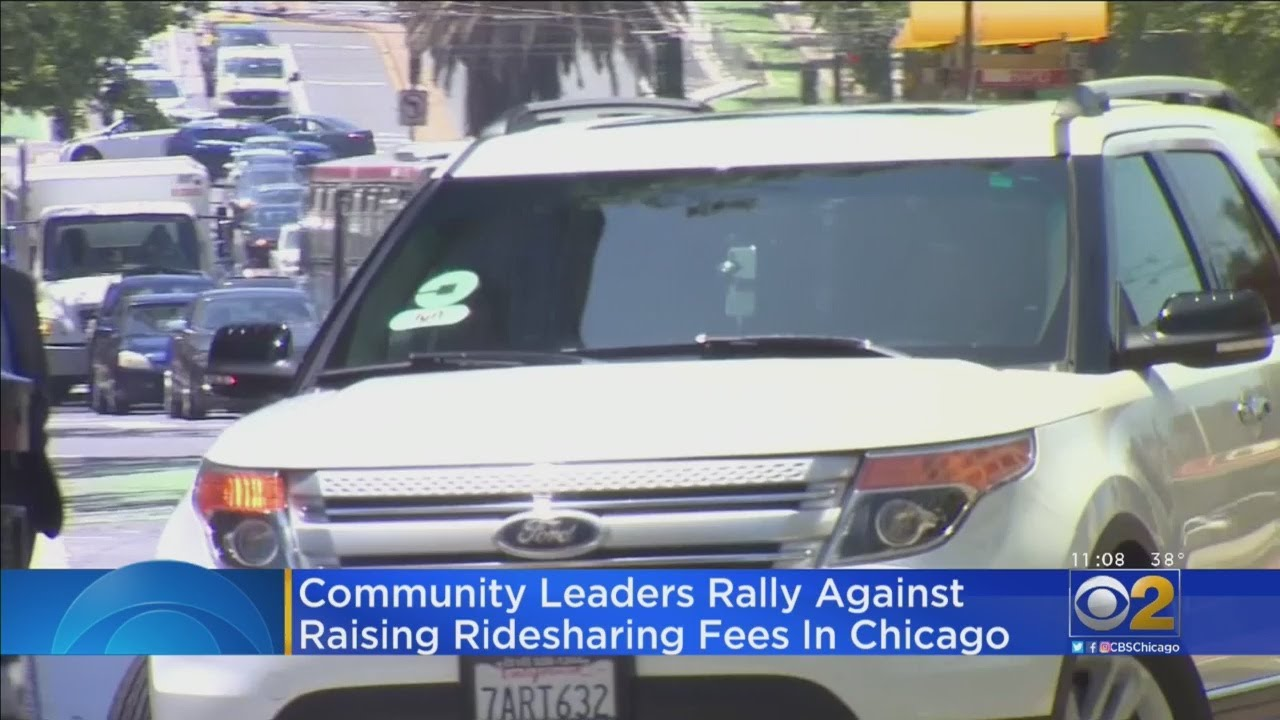 Pastor, Community Activist Urge Mayor To Rethink Tax Hike For Rideshare Services