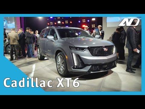Cadillac XT6 2020 - Porque la Escalade no era suficiente | NAIAS2019