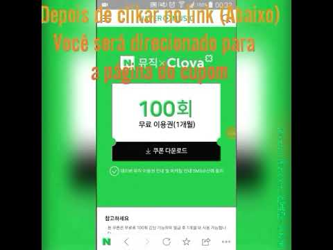 Como usar o Naver music app