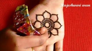 Mehndi Designs By Rajeshwari Arun Viyoutube Com