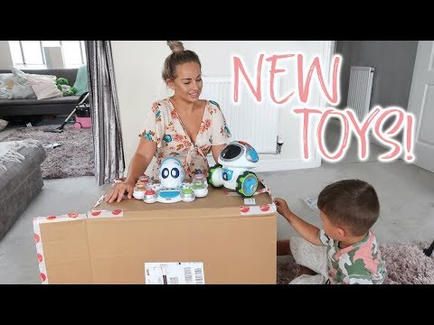 THE BEST TOYS EVER!!! | UNBOXING REVIEW | FISHER-PRICE PRE-SCHOOL LEARNING RANGE AD