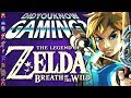 Zelda Breath of the Wild - Did You Know Gaming? Feat. Furst