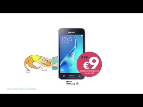 jim mobile smartphone promotie
