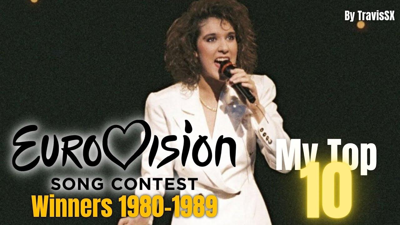 Eurovision Winners 1980 - 1989 | My Top 10 - YouTube